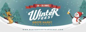 Opening Winterfeest @ Grote markt Aarschot